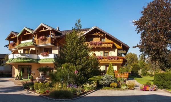 ホテル写真: Hotel Garni Sallerhof, グレーディヒ