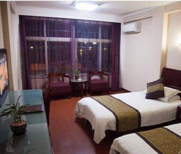 Business Twin Room with Sea View