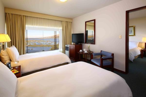 Premium Sunrise View 3 Twin Beds