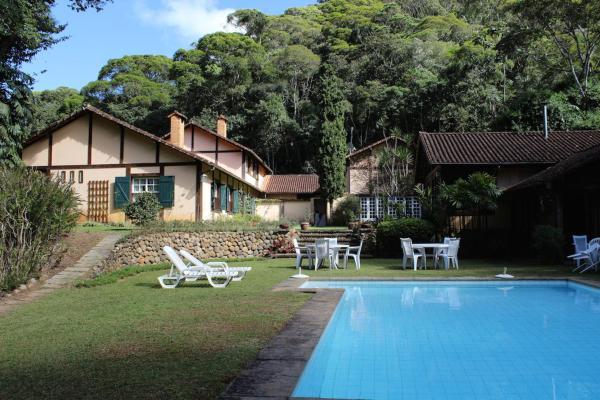 Hotel Pictures: Casa do Fachoalto, Petrópolis