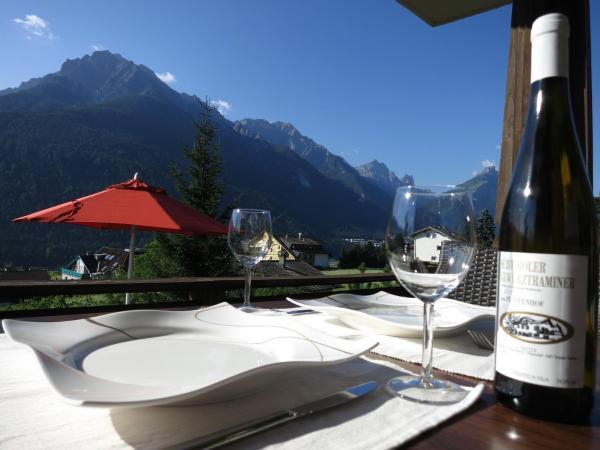 Fotos del hotel: Ferienwohnung Eller, Telfes im Stubai