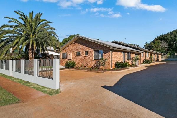 Zdjęcia hotelu: Palms Apartments, Toowoomba