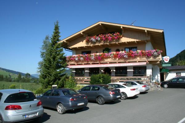 Fotografie hotelů: Pension Essbaum, Walchsee