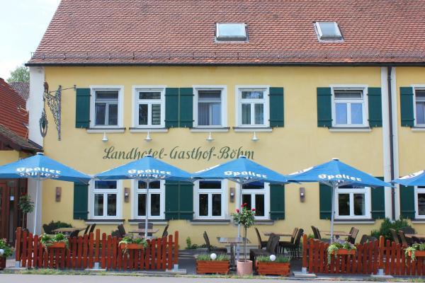 Hotelbilleder: Landhotel zum Böhm, Roth