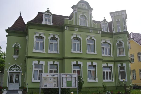 Hotelbilder: Hotel Rosenhof, Ostseebad Kühlungsborn