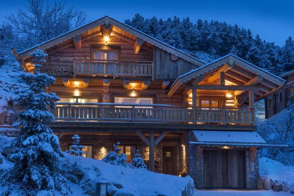 Hotel Pictures: Chalet Nanook - Les Fermes De Bolquère, Bolquere Pyrenees 2000