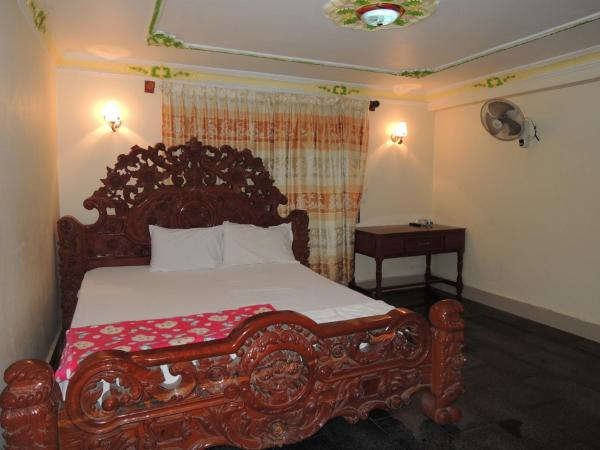 Double or Twin Room with Fan