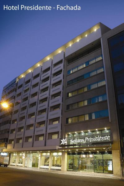 Zdjęcia hotelu: Hotel Solans Presidente, Rosario