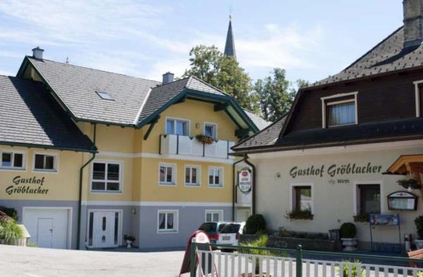 ホテル写真: Gasthof Pension Gröblacher, Köstenberg