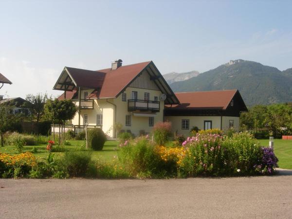 Hotelfoto's: K3 Ferienhaus, Strobl