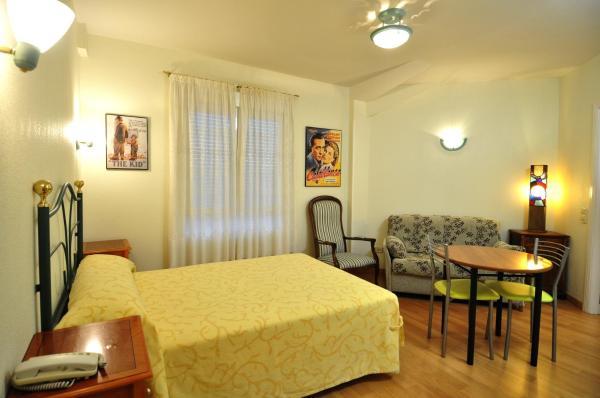 Hotel Pictures: Hotel Apartamentos Aralso Sotillo, La Lastrilla