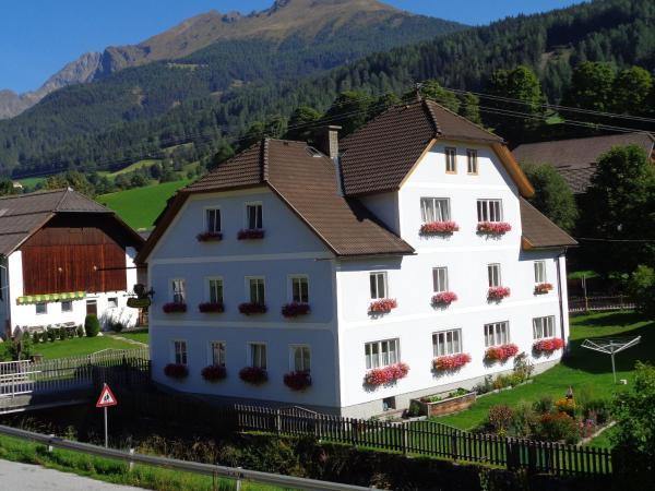 酒店图片: Apartment Schlickenhof, Hintergöriach