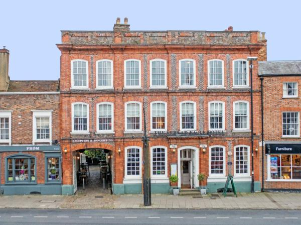 Hotel Pictures: The Spread Eagle Hotel, Thame