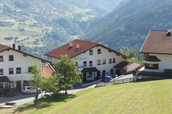 酒店图片: Apart Burgblick, Ladis in Tirol, 拉迪斯