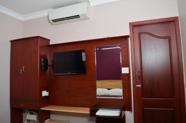 Comfort Single Room with Fan