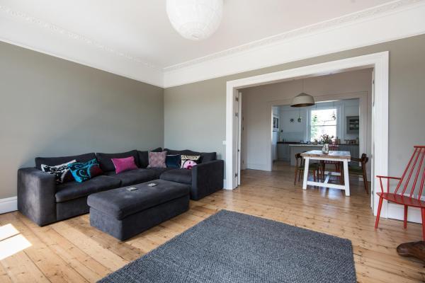 Three-Bedroom Apartment - Westbourne Grove VIII