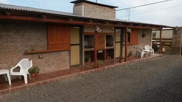 Фотографии отеля: Cabañas en La Gloria, Вилла-Элиса