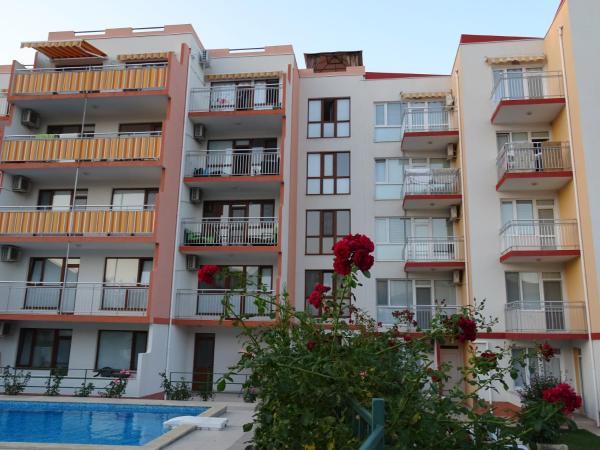Fotos do Hotel: Apartments in Lotos Complex, Kranevo