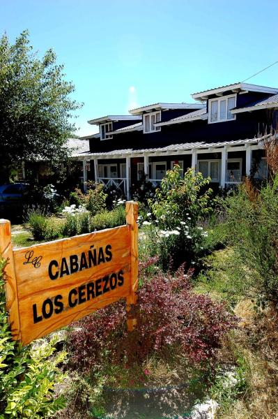 ホテル写真: Cabañas Los Cerezos, Junín de los Andes