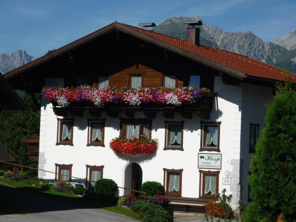 酒店图片: Gästehaus Hosp, 奥博斯特格