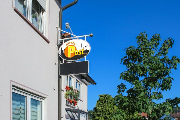Hotel Pictures: Hotel Post, Rosbach vor der Höhe