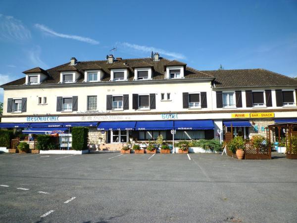 Hotel Pictures: Le Relais de la route bleue, Saint-Loup