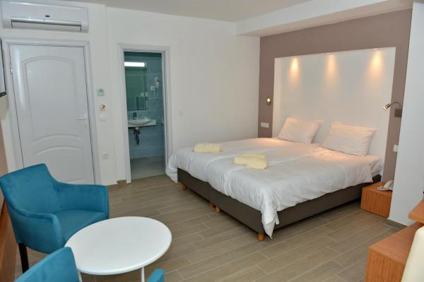 Double or Twin Room with Garden View - Ground Floor