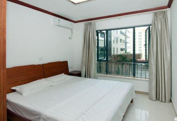 Superior Two-Bedroom Apartment with garden view