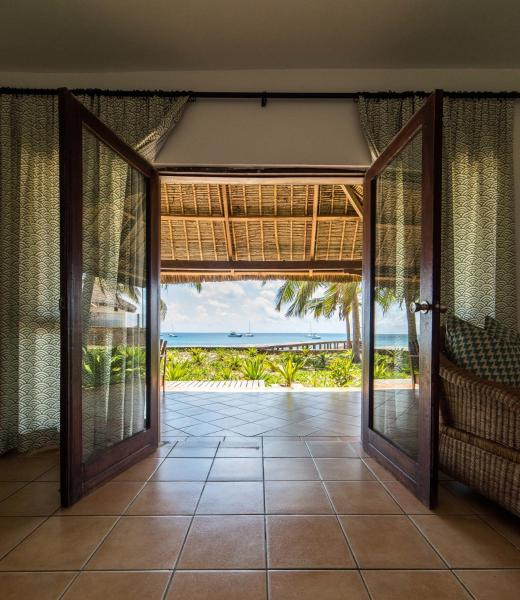 Two-Bedroom Bungalow with Sea View