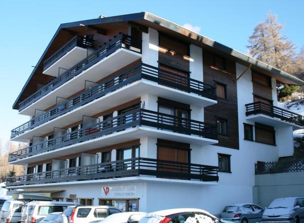 Hotel Pictures: Appartements Mont Rouge, Veysonnaz