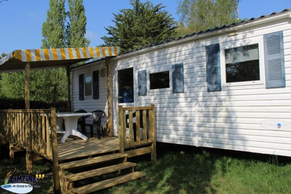Mobile Home (8 Adults)