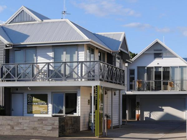 Fotos do Hotel: The Victoria Apartments, Port Fairy
