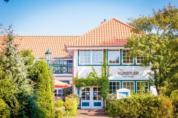 Hotelbilleder: Künstlerherberge, Spiekeroog