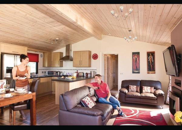 Galloway Hilltop Lodge