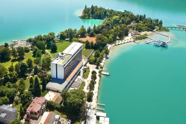酒店图片: Parkhotel Pörtschach, 沃尔特湖畔佩莎赫