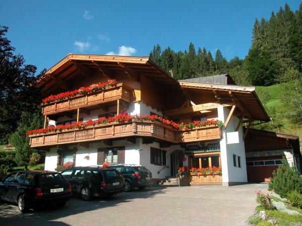 Фотографии отеля: Gästehaus Brix, Kelchsau