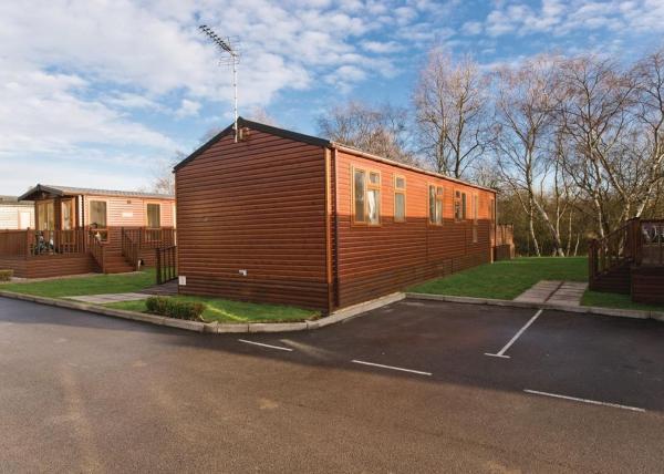 Swainswood Woodland Leisure Lodge
