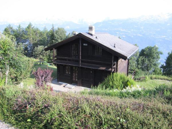 Hotel Pictures: Chalet Varykyno, Vercorin