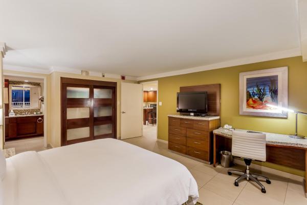 San Geronimo King Suite