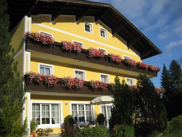Hotellikuvia: Pension Wartenfels, Fuschl am See