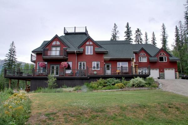 Hotel Pictures: Elk View Lodge, Fernie