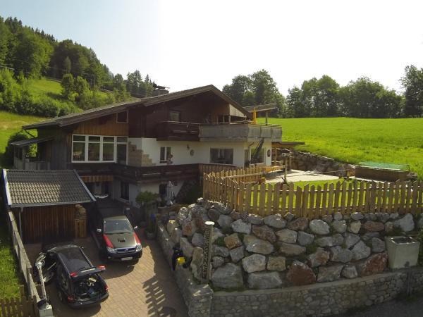 Fotos de l'hotel: Haus Bergkraft, Leogang