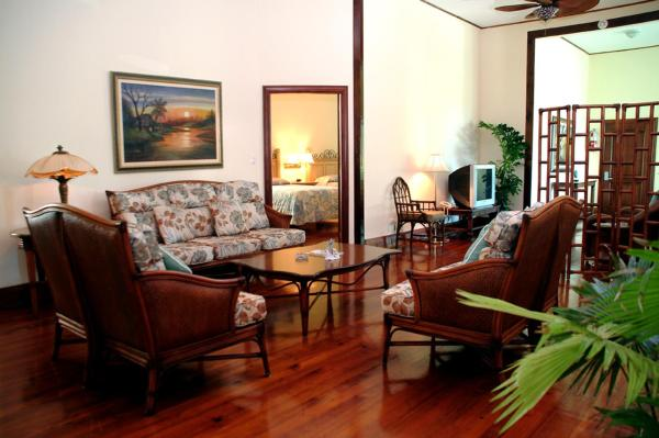Superior Four-Bedroom Villa