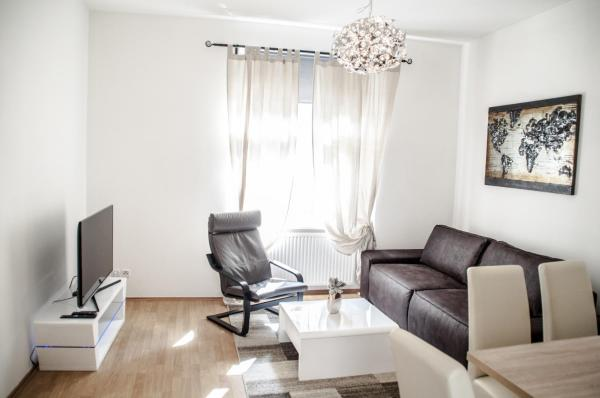 Two-Bedroom Apartment Top 32 - Ybbstrasse 46, 1020 Vienna