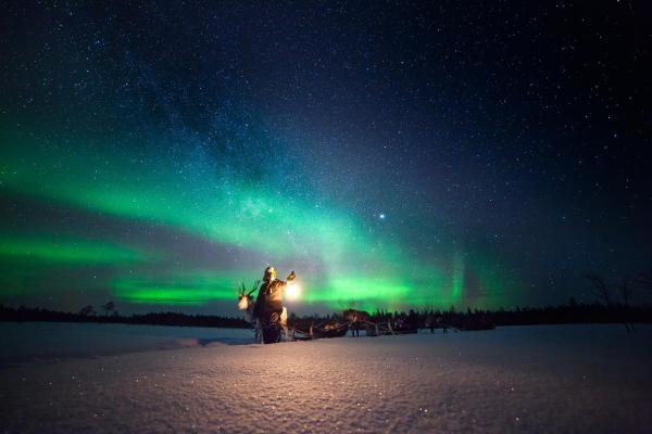 Hotel Pictures: Lapland Northern Lights hotel Ilveslinna Ranua, Ranua