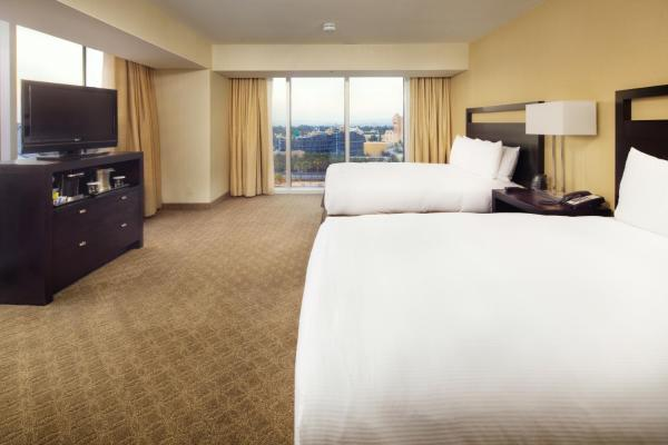Queen Room with Two Queen Beds with Disney View