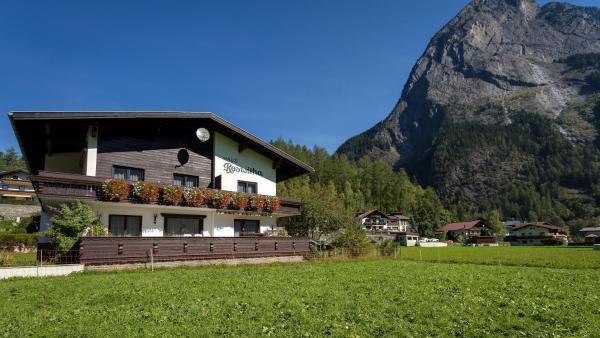 酒店图片: Biancas Ferienwohnung im Haus Roswitha, Tumpen