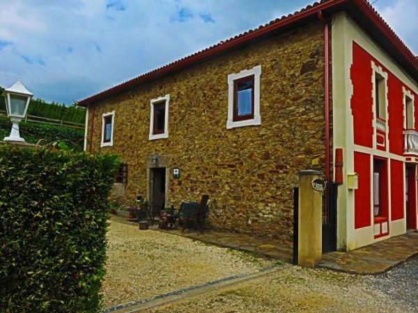 Hotel Pictures: Casa Rural A Pasada, Cedeira