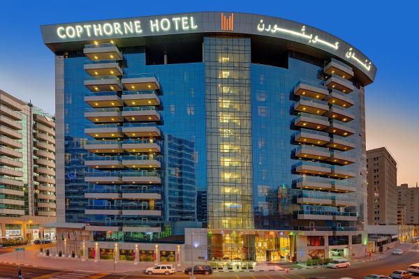Zdjęcia hotelu: Copthorne Hotel Dubai, Dubai