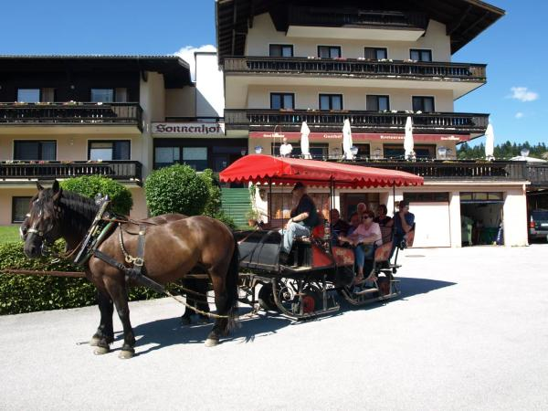 Zdjęcia hotelu: Gasthaus Sonnenhof, Abtenau